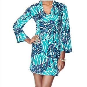 Lilly Pulitzer Dresses - Lilly Pulitzer Devina Dress I'm Game Small